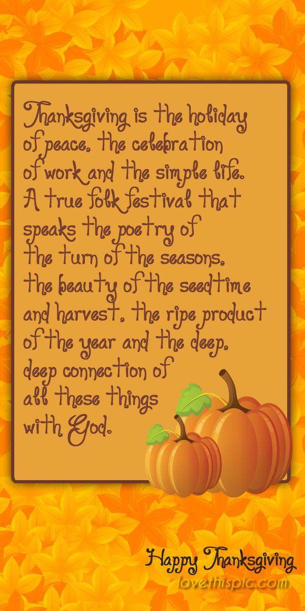 Family Religious Thanksgiving Quotes