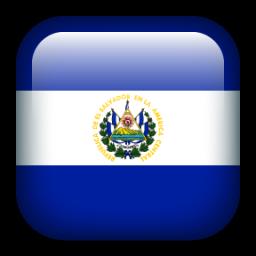 Flag Of El Salvador El Salvador Salvador