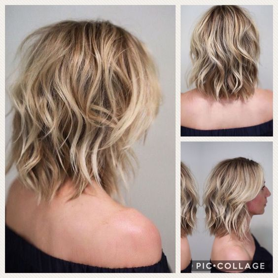 Pin Auf Frisuren Kinnlang Feines Haar