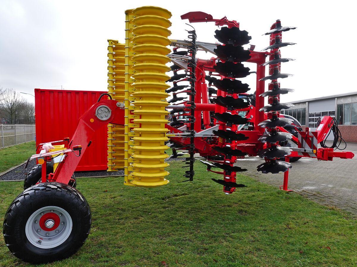 Pottinger Terradisc 5001 T Gezogene Kurzscheibenegge In 2020 Scheibe Hinterachse Landwirtschaft