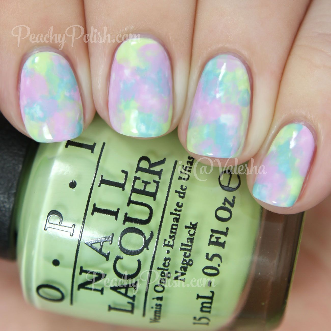 Sally beauty spring trend nail tutorial sallybeautysupplydye