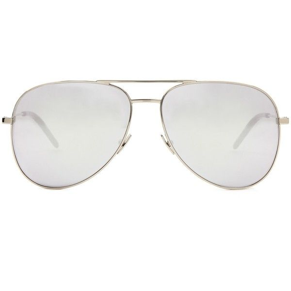 Aviator glasses Saint Laurent Xl33y