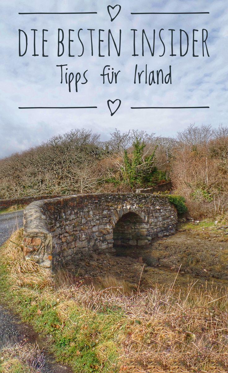 Irland - Die besten Geheimtipps für die grüne Insel! Salty toes Reiseblog
