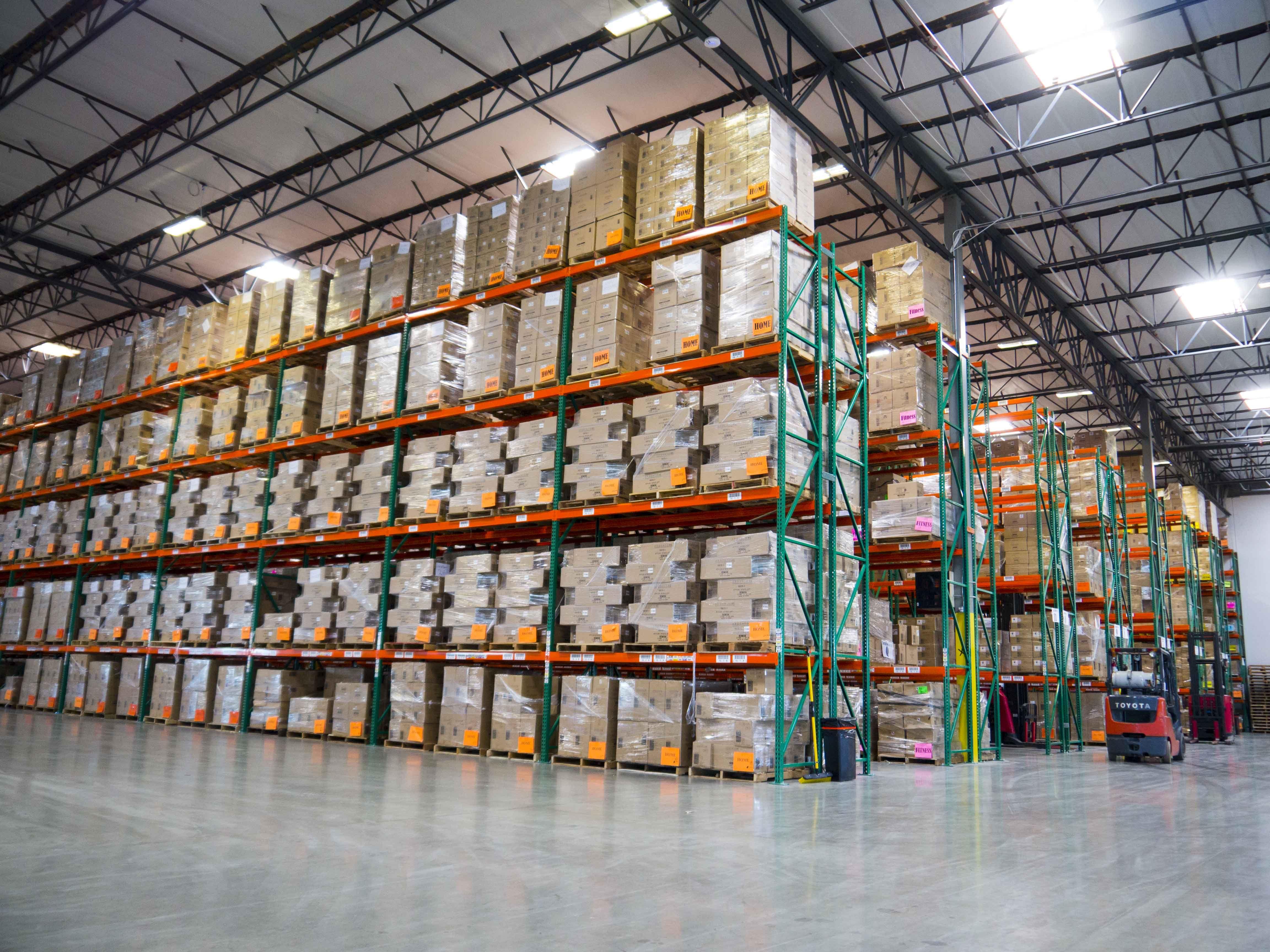 Optimize Your Warehouse Pallet Rack Pallet Optimization