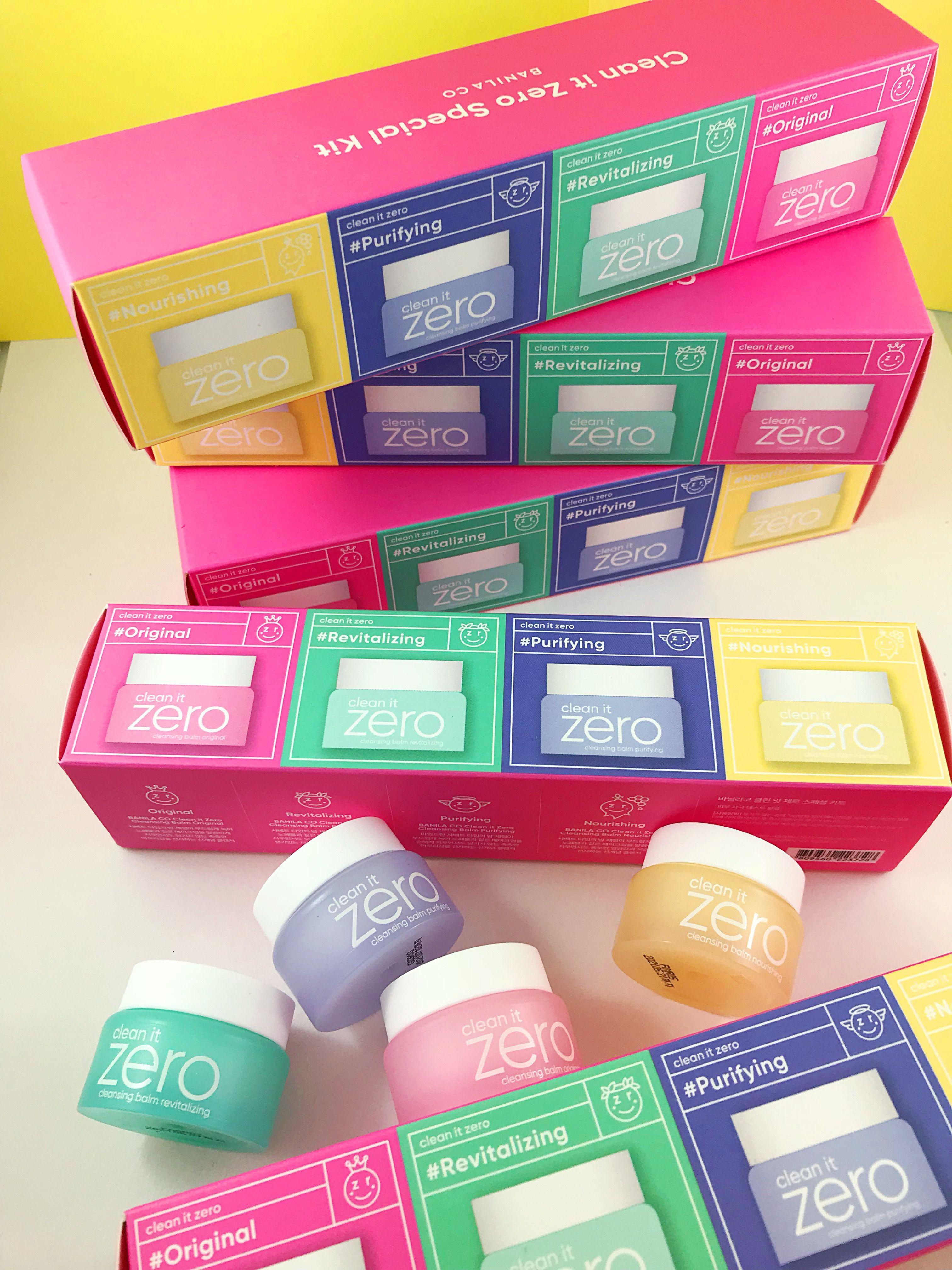 Banila Clean It Zero Special Kit Shop it at Skin care