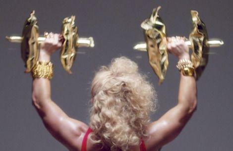 Elisha Smith-Leverock: I Want Muscle