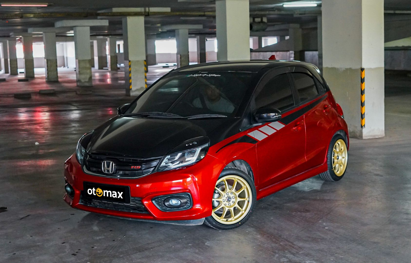 Modifikasi Mobil Honda Brio Pakai Velg Ssr Ring 16 Jadi Makin Ganteng Modifikasi Mobil Velg Honda