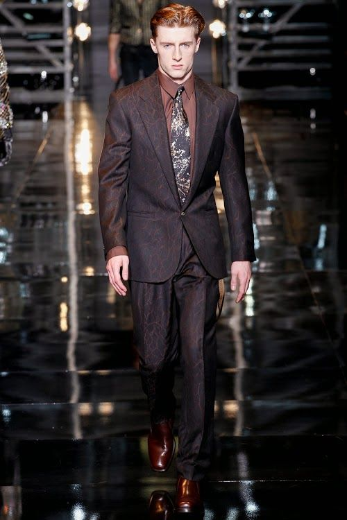 only Fashion - VERSACE AW 14 - 15   Invierno