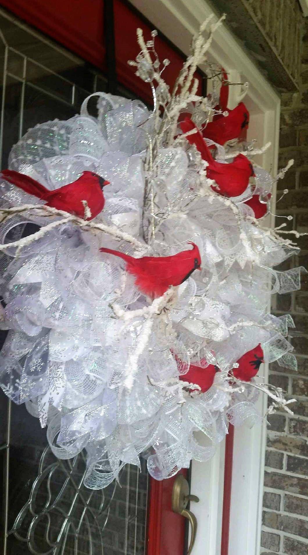 Photo of Une couronne d'hiver – hiver guirlande pour porte – couronne blanche de l'hiver – hiver porte Decor – hiver porte une couronne – guirlande de vacances d'hiver – vacances Wrea