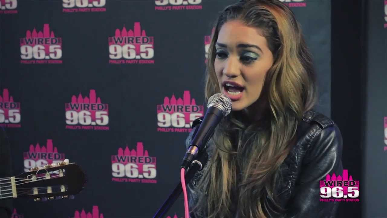 Samantha J - Tight Skirt (Acoustic) | Wired 96.5 | Interviews ...