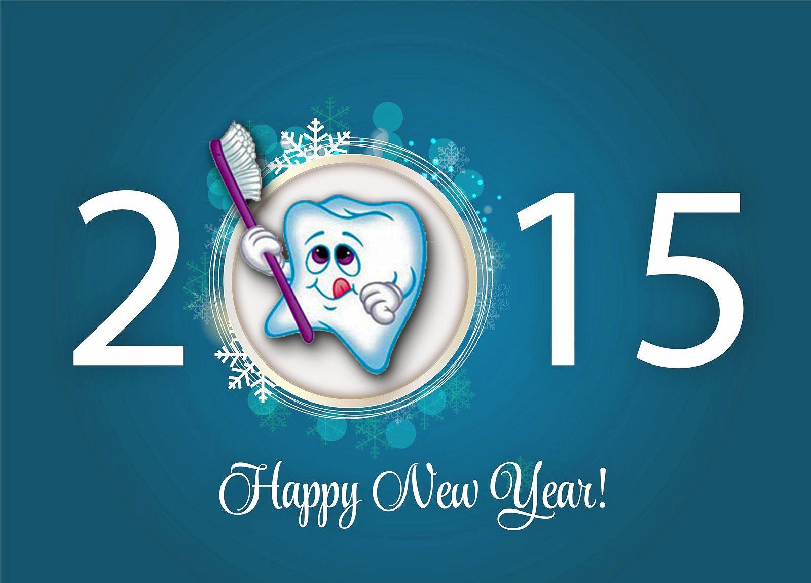HappyNewYear from Fairfield Dental Associates! http
