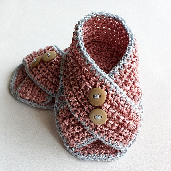 Knitting Pattern Pdf File Baby Sandals Piccolini For Sizes 0 33