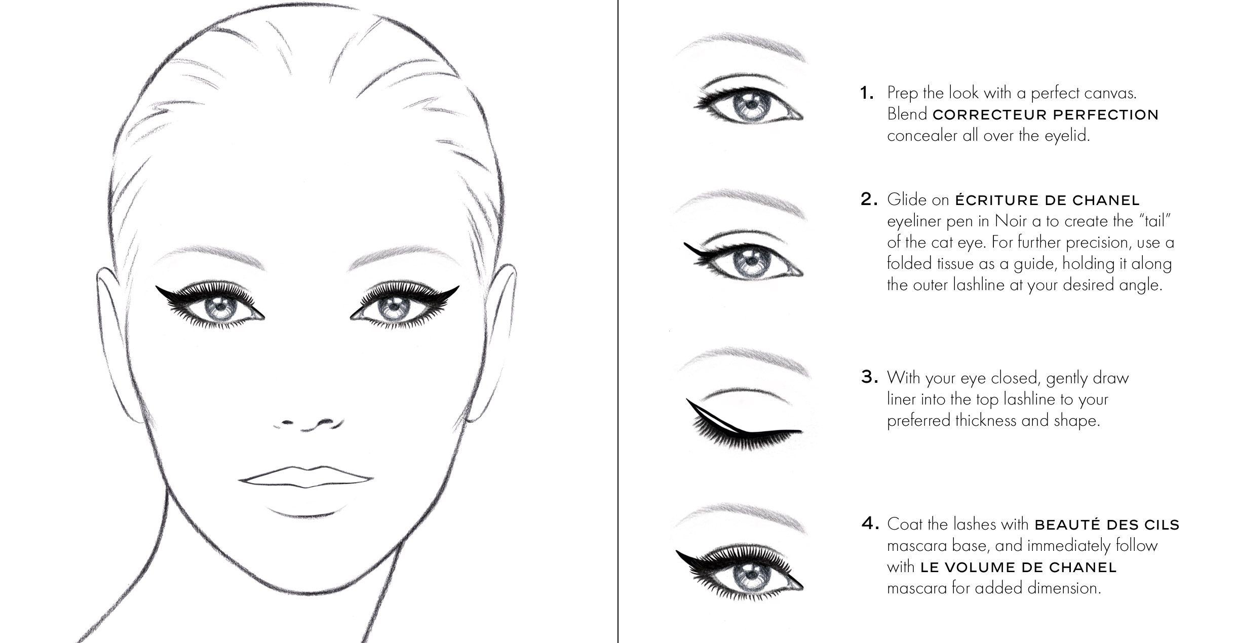 Ecriture De Chanel Eyeliner Pen In