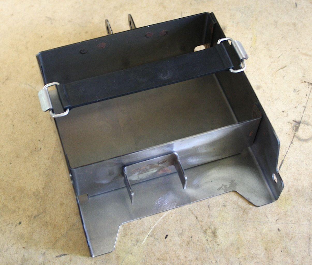 Cafe Racer Kits CX Battery Box - Cafe Racer Kits | CX cafe