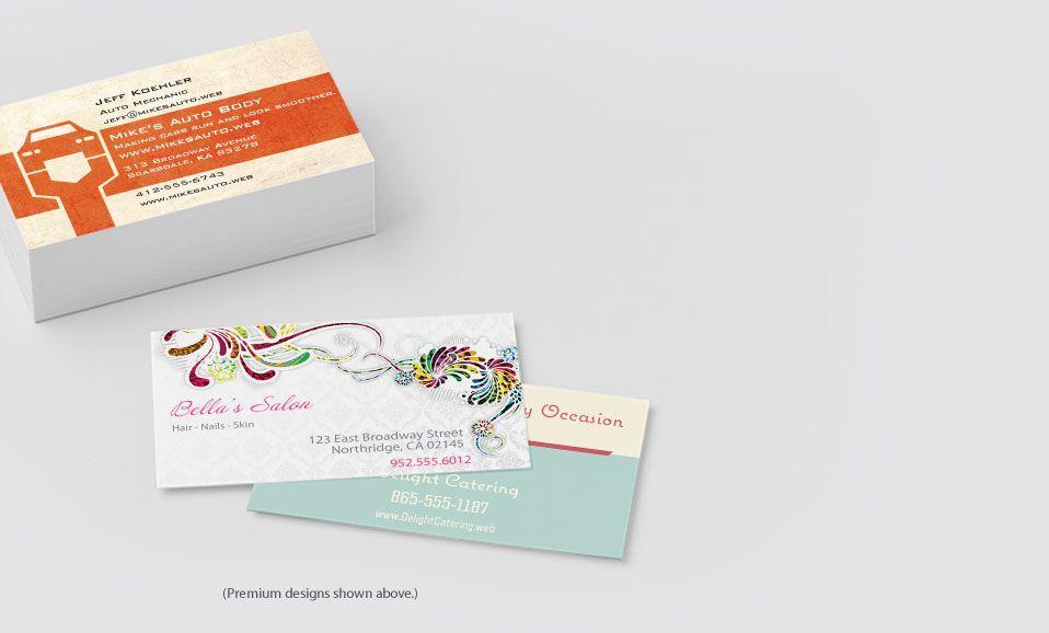Pin by Jolene McMann on Cadette | Pinterest | Premium business cards