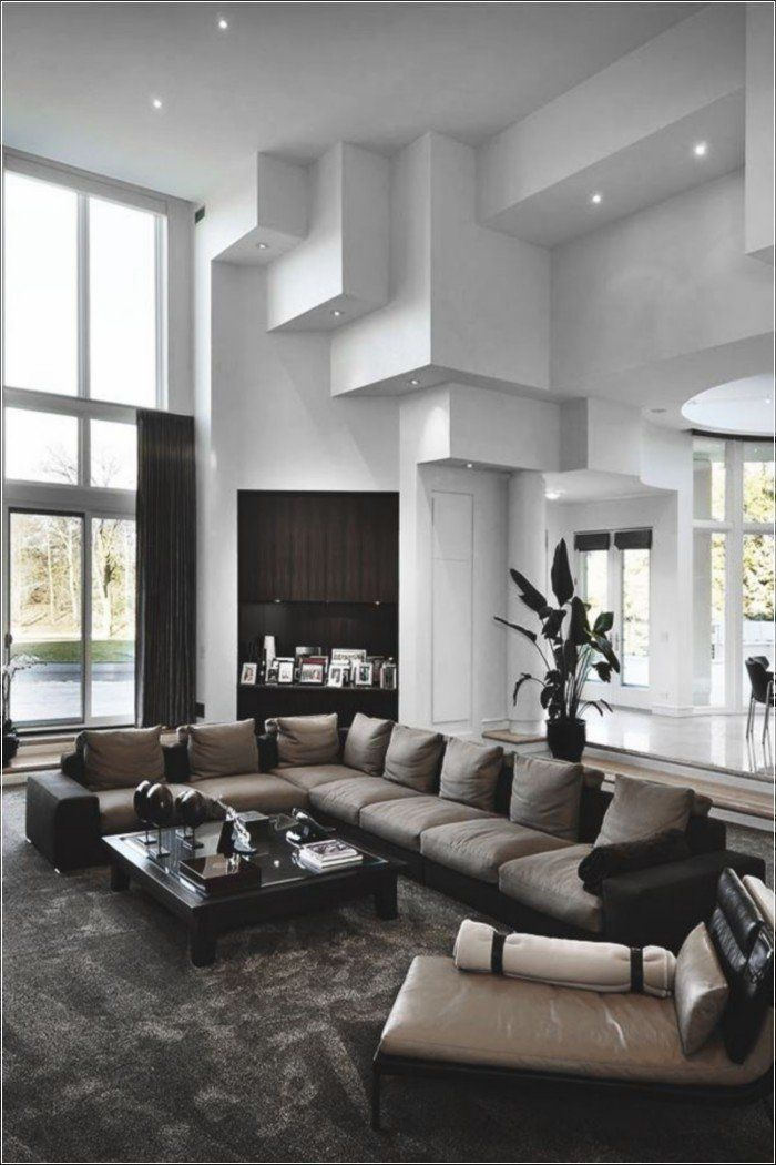 The Key Features of Luxury Living Room Interior You Must ...