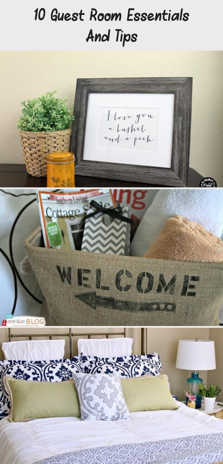 10 Guest Room Essentials And Tips Decor In 2020 Guest Room Essentials Room Essentials Bohemian House Decor