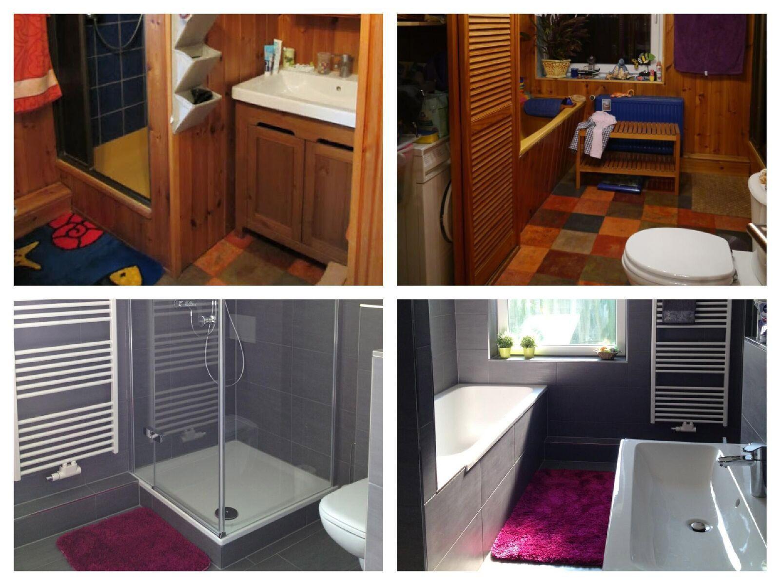 Badezimmer richtig planen – mit Unterstützung von WohnDirWas.   Bad modernisieren, Traumbad ...