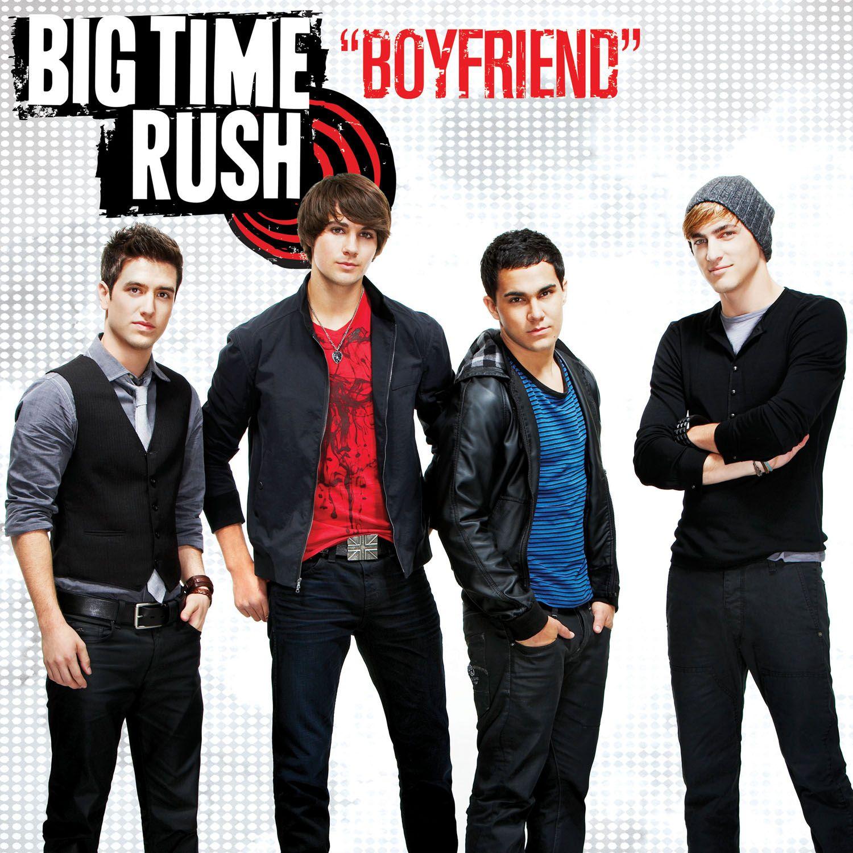 Big Time Rush--Boyfriend