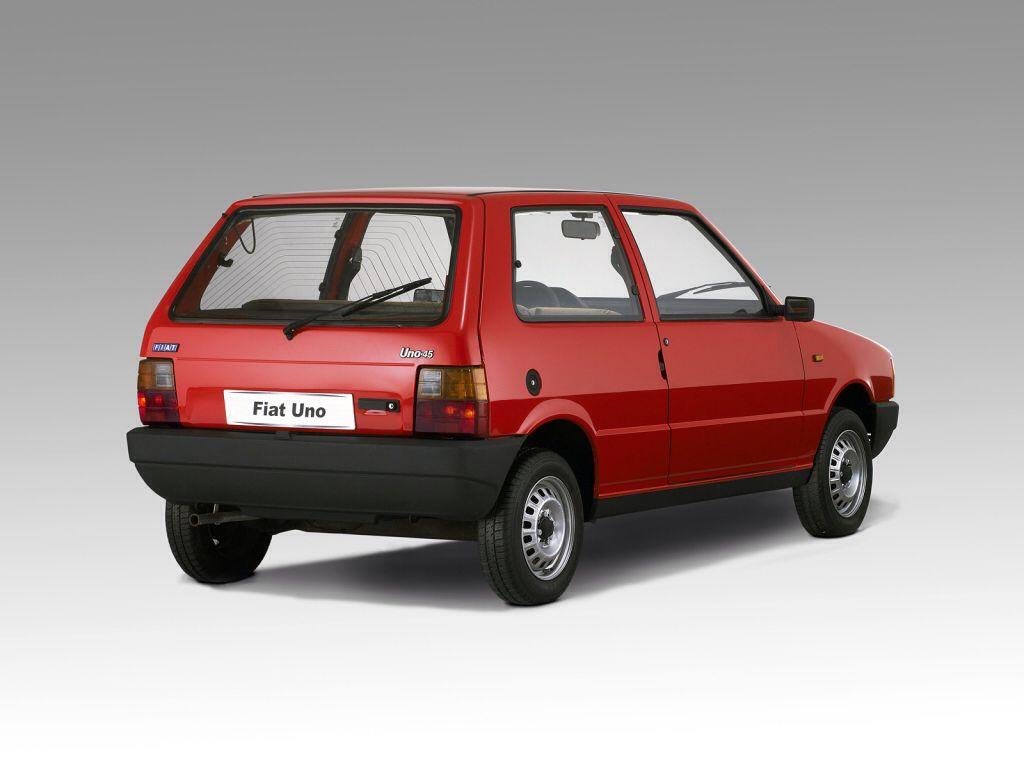 Fiat Uno 1983 1989