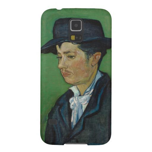 Armand Roulin by Vincent Van Gogh Galaxy Nexus Case