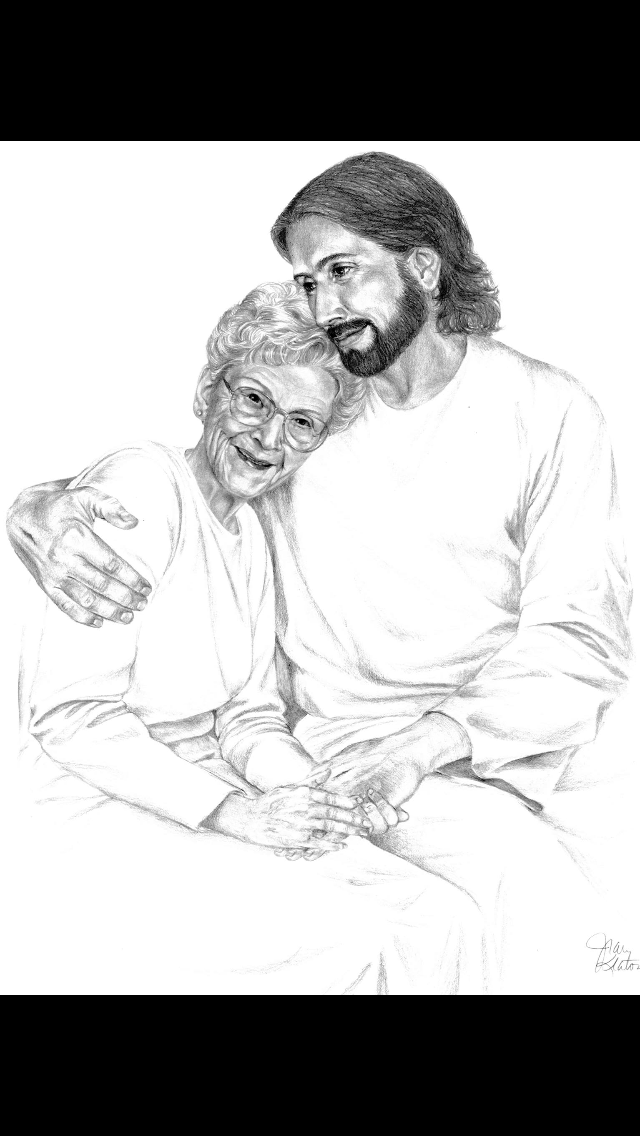 Jesus drawings by Pat Williams on Wisdom & Quotes