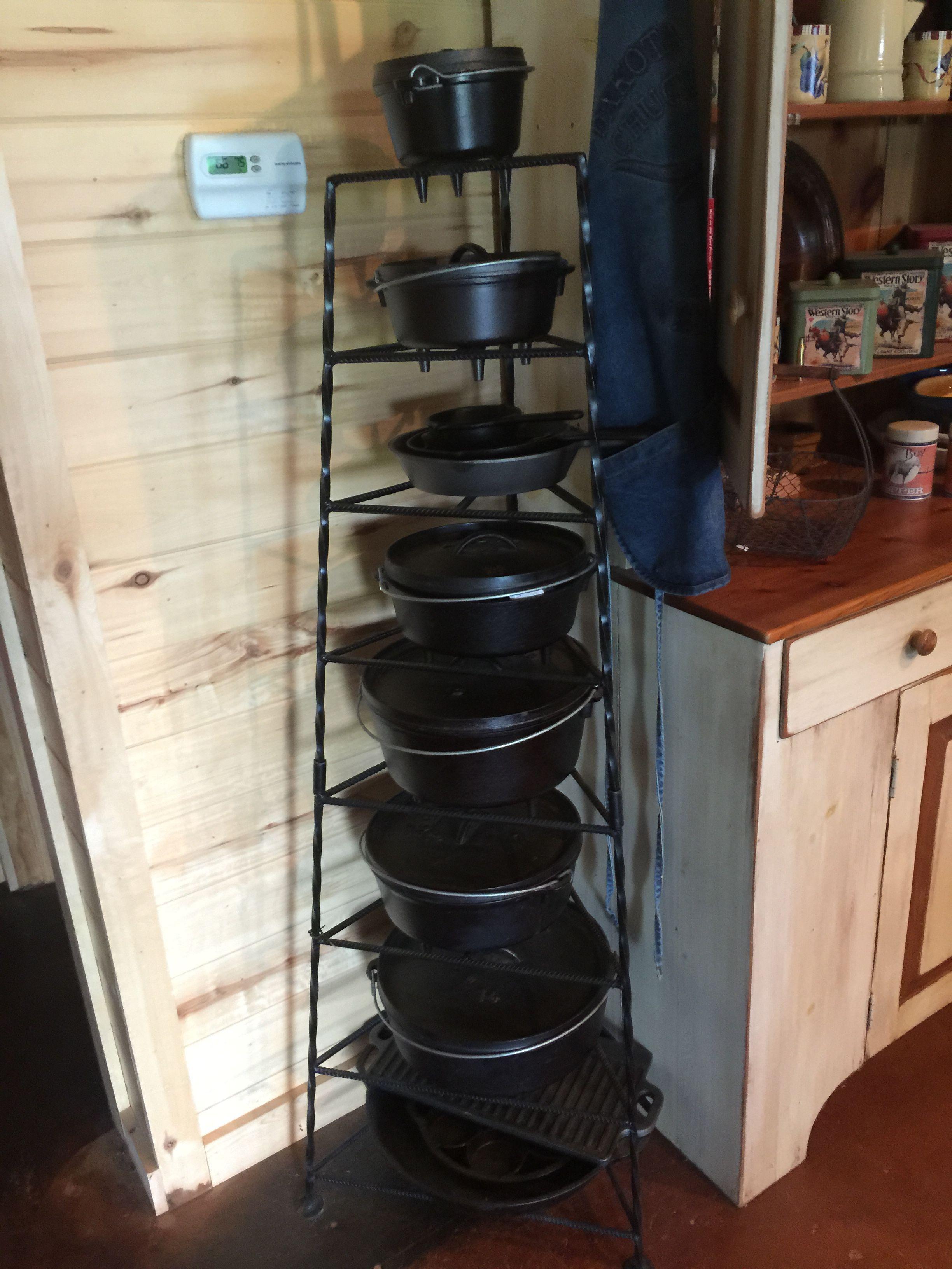 New Cast Iron Storage Rack Iron Storage Unique Kitchen Cast