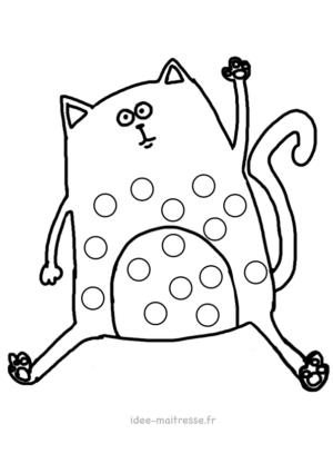 Épinglé sur Splat le chat