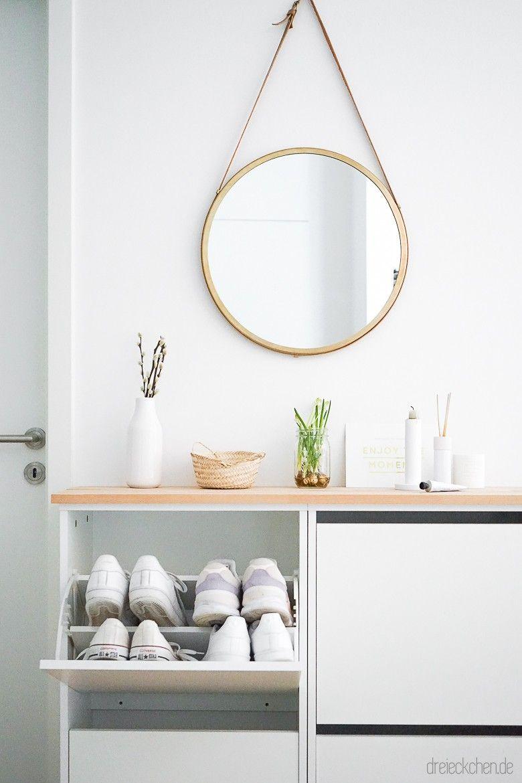 IKEA Hack mit dem BISSA Schuhschrank – einfaches DIY