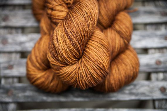 Myrtle Sport Hand Dyed Superwash Merino Yarn by lakesyarnandfiber, $19.00
