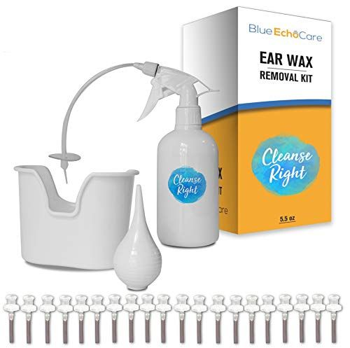 Safe earwax removal kit