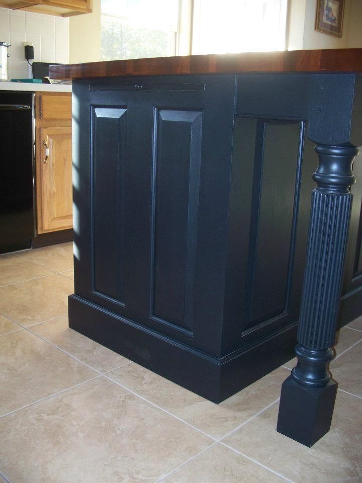 Kitchen Island 1 2 Corner Posts Google Search House Design Kitchen Post Wooden Kitchen