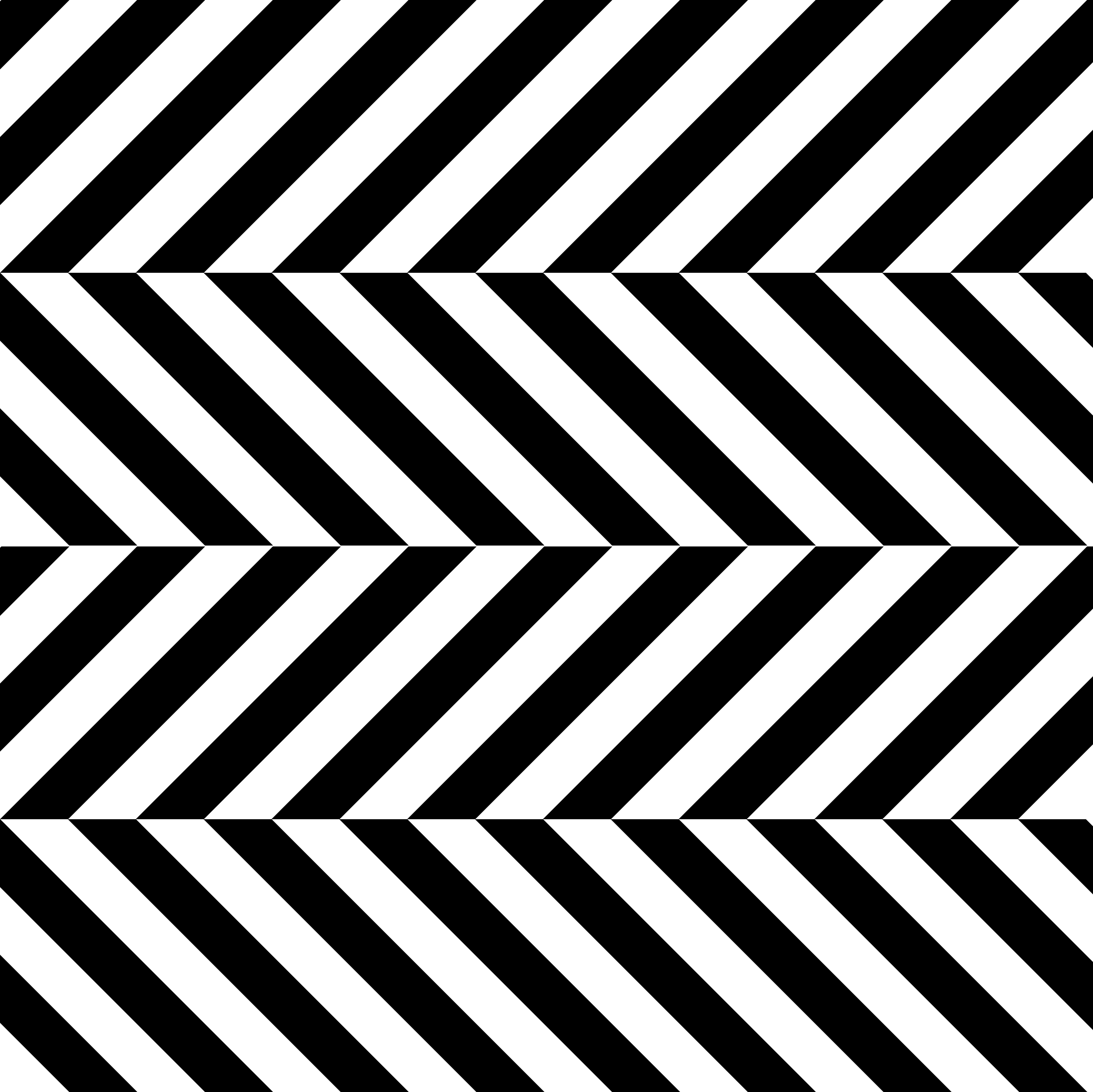BlackWhiteAlternatingDiagonalStripes.png (2400×2398