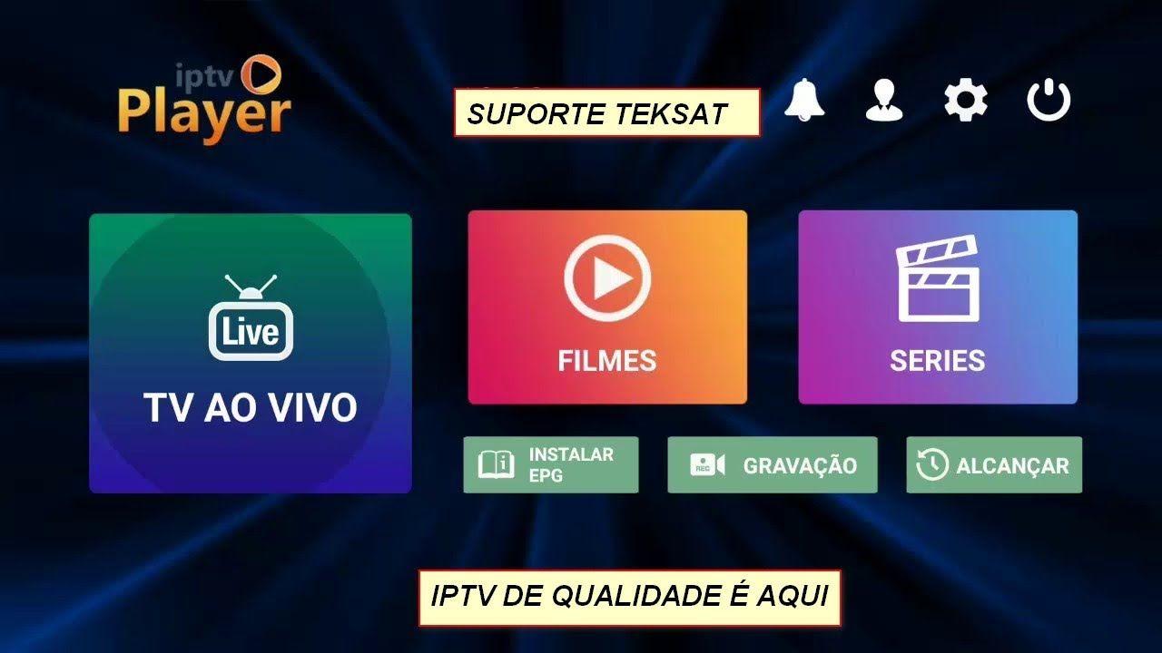 Gobox 1 Rodando No G5 Iptv Smart Tv Assistir Tv Ao Vivo Tv Ao Vivo