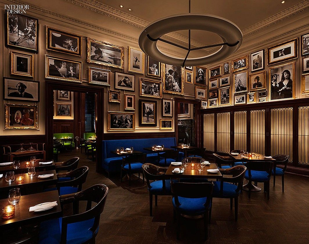 12 Nyc Restaurants Serve Up Hot Design Interior Design New York Edition Hotel New York Edition Hotel