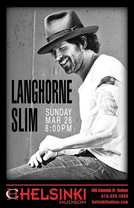 Alt-Country Sounds: Langhorne Slim -  -  http://bit.ly/2mv7K1j