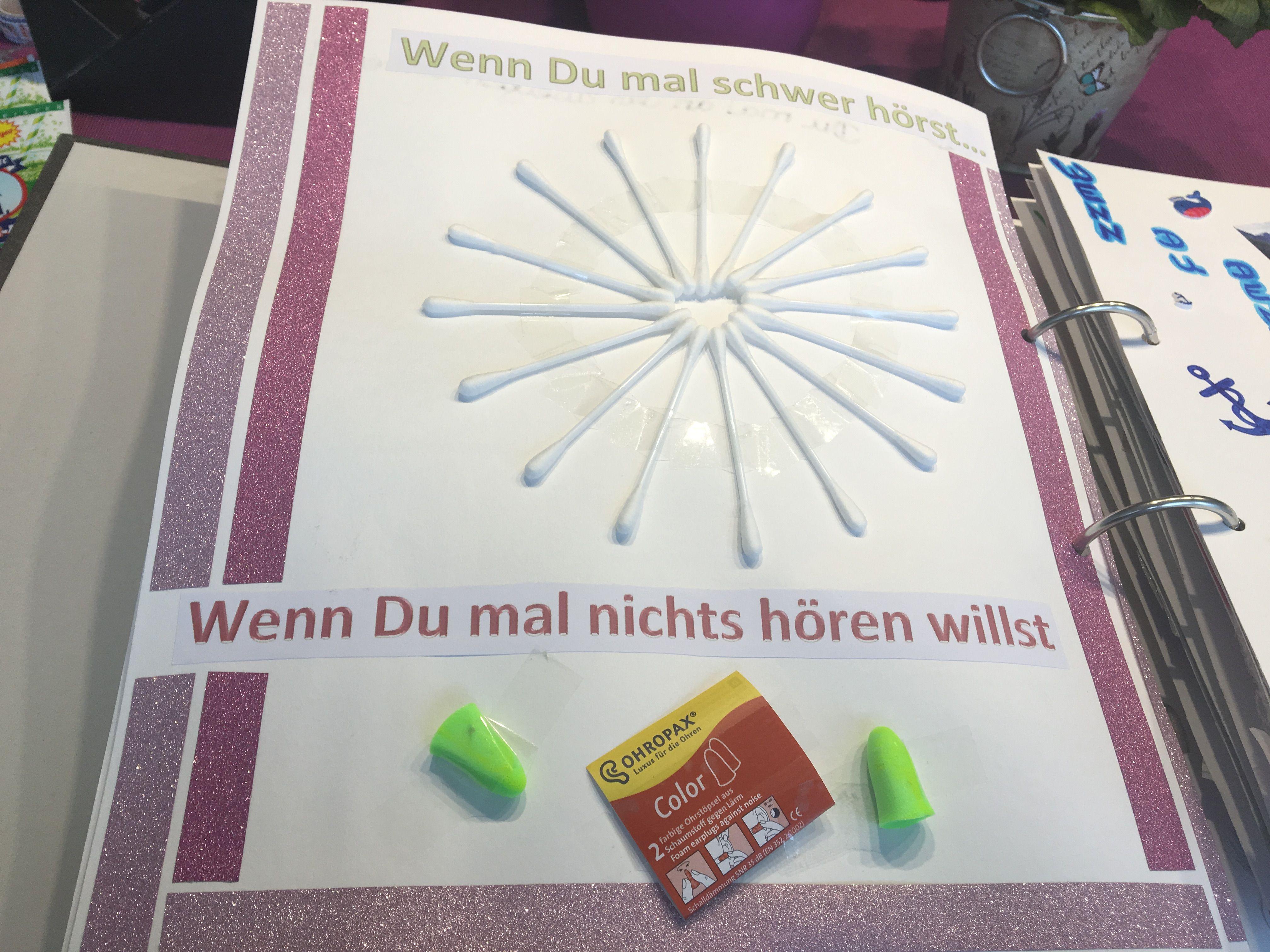 Pin by Doreen Göhler on Geschenkideen zum Geburtstag oder Zur ...