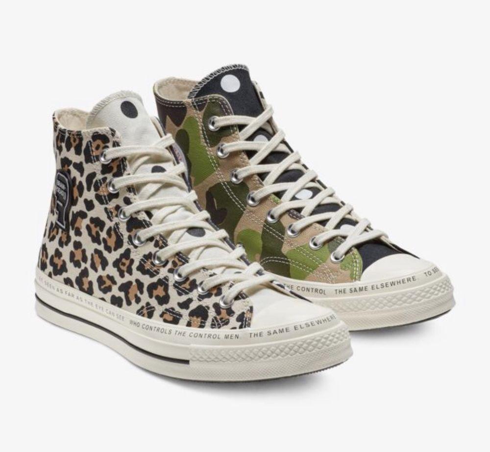 119604401321e8 Converse Chuck 70s Hi x Brain Dead 163166C Size 5-13 LIMITED 100% Authentic   Converse  AthleticSneakers