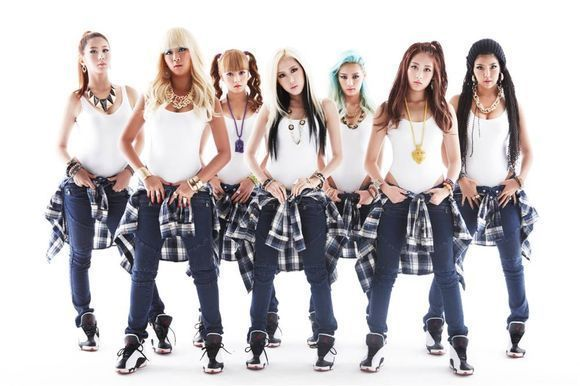 Korean Pop Girl Groups