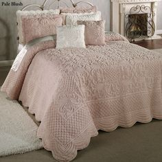 Whisper Candlelight Soft Oversized Quilted Bedspread,  #bedspreads #bedspread #Candlelight #Oversized #Quilted #soft #Whisper