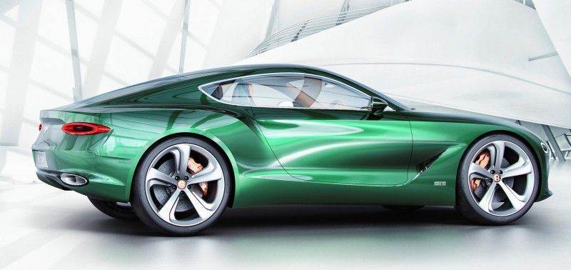 2015 Bentley Exp10 Speed6 Concept Automotive Design And Cars
