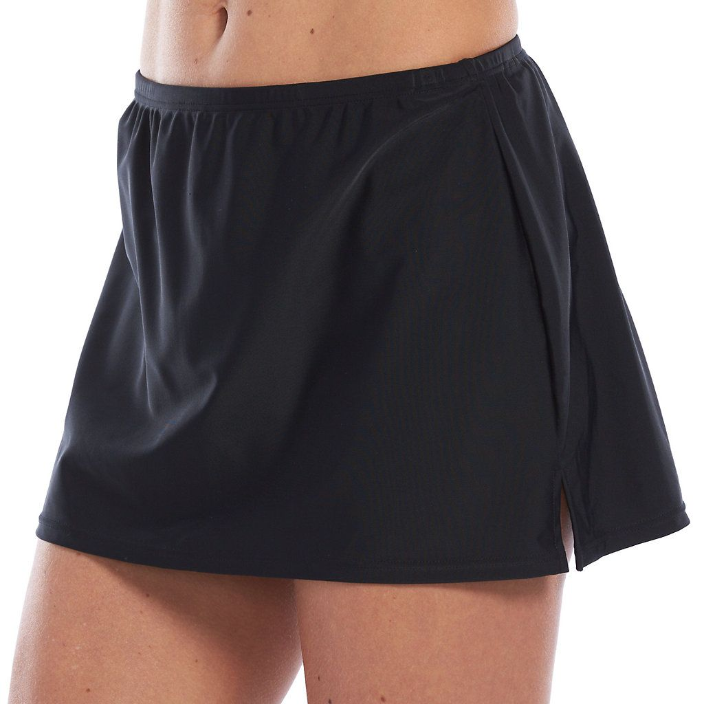 Women's Croft & Barrow® Skirtini Bottoms