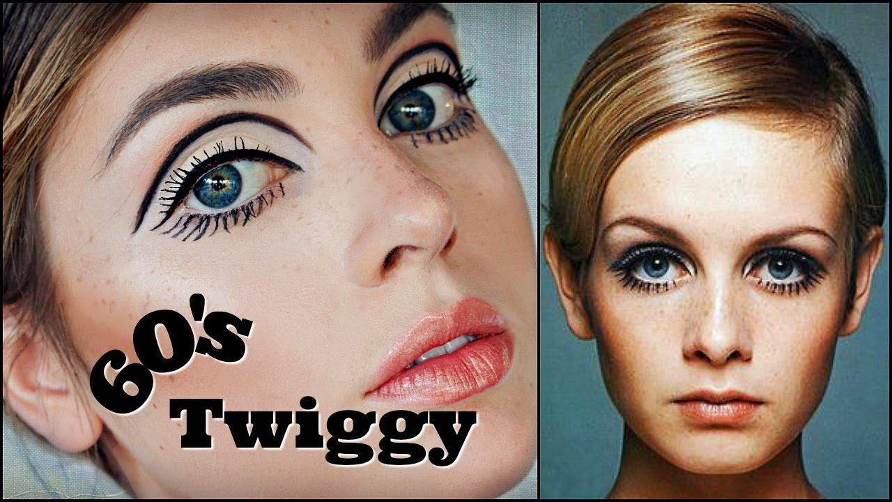 Sixties Twiggy Lashes Are Trendy In Spring 2015 Too picture