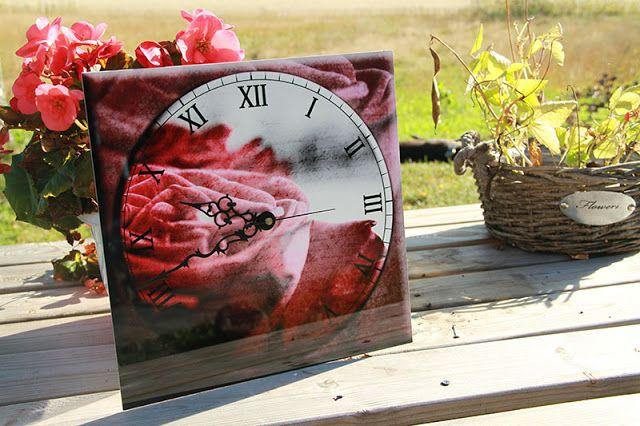 Ateljee Amnelin sisustusblogi!: 2 uutta design-kelloa valmistui tänään, toinen myynnissä PUOLEEN HINTAAN