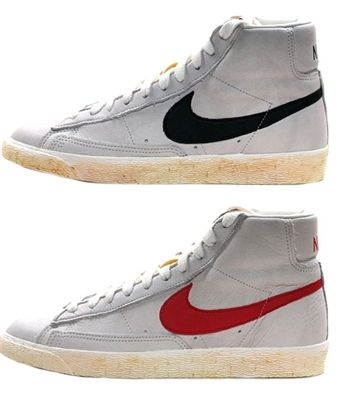 nike blazer vintage high online u003e OFF74% Discounts Leather