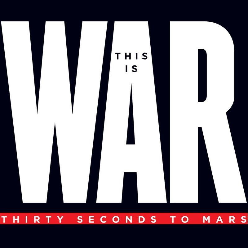 Closer To The Edge By Thirty Seconds To Mars This Is War 30 Seconds To Mars Artistas Musica