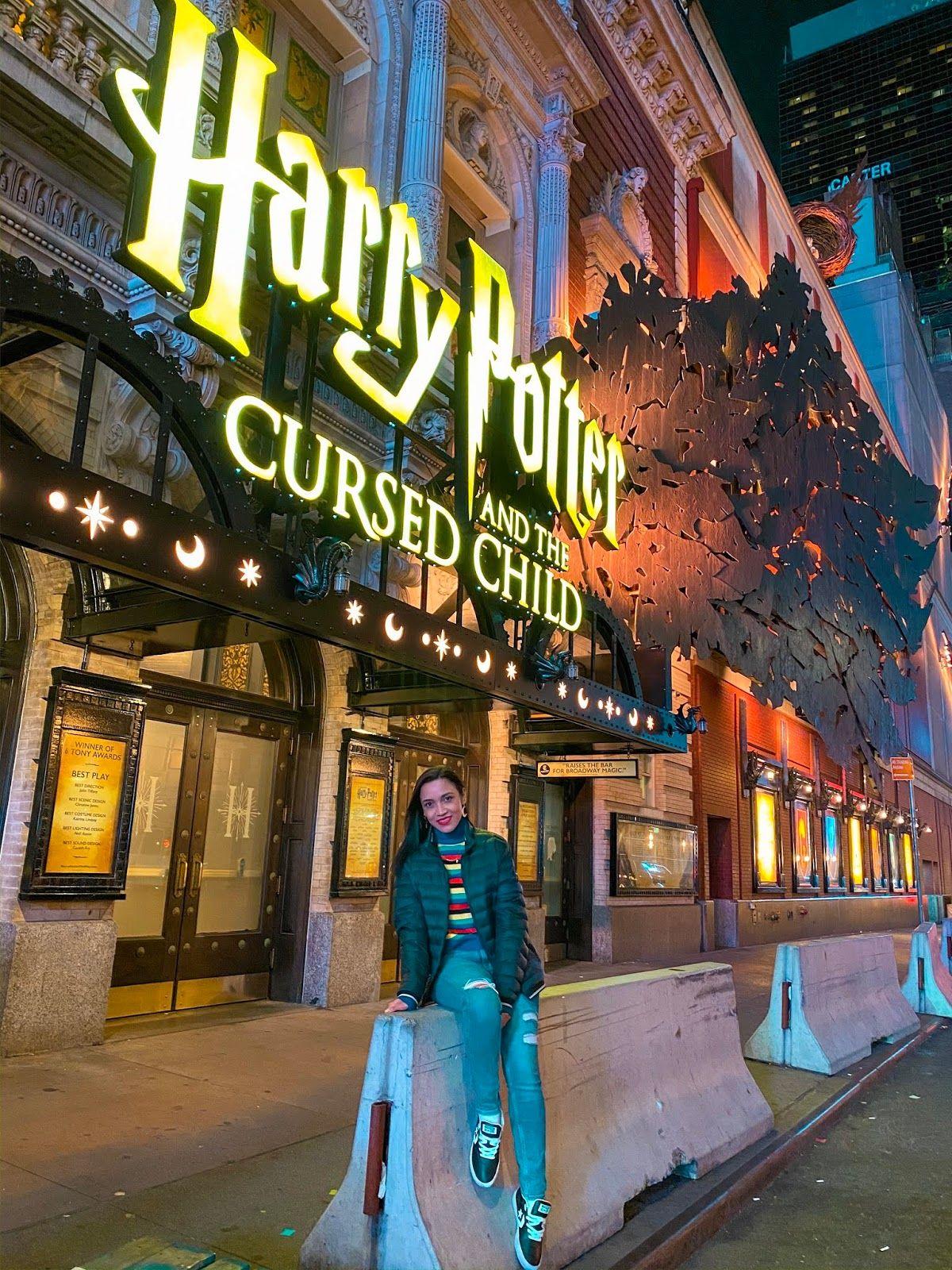 Harry Potter Broadway Viaje A Nueva York Times Square Puente De Brooklyn