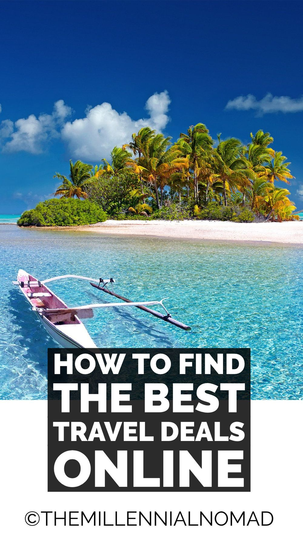 [Tripvalet] TRAVEL MORE, WORRY LESS: How To Find The Best Travel DEALS Online #travelbugs
