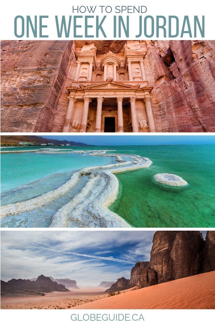 The best places to visit in Jordan: A 7 day itinerary