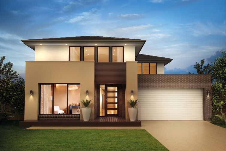 House Facades rendered houses colour schemes - google search | houses
